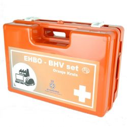 Verbandtrommel BHV Oranjekruis