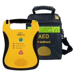 Defibtech Lifeline AED andere taal