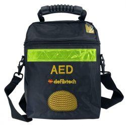 Defibtech draagtas voor Lifeline AED