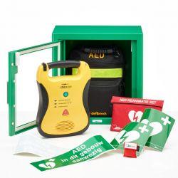 Defibtech Lifeline AED + binnenkast + tas