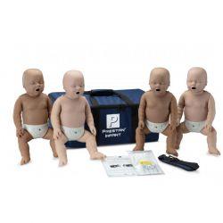 Prestan Diversity Kit Baby 4-pack, lichte en donkere huid