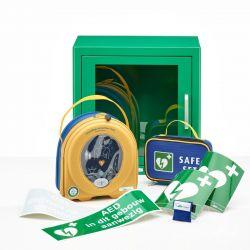 HeartSine 360P AED + binnenkast