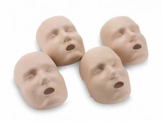 Prestan 4 pack kaaklift vervangende huid volwassen gezicht