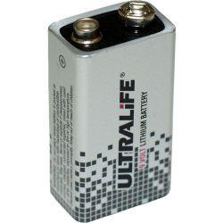 Batterij 9V lithium voor Defibtech AED