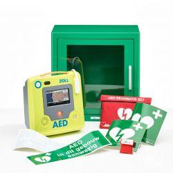 ZOLL AED 3 + binnenkast