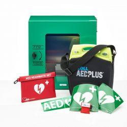 ZOLL AED Plus + buitenkast
