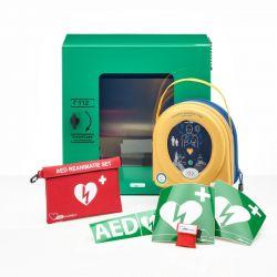 HeartSine 350P AED + buitenkast