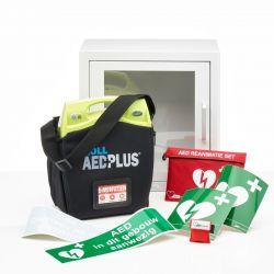 ZOLL AED Plus + binnenkast