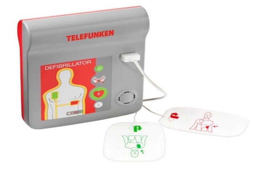 Telefunken en HeartReset AED's; Keurmerk ingetrokken
