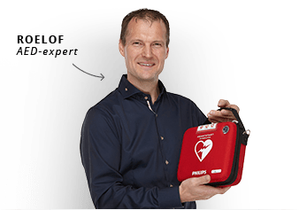 Philips AED specialist