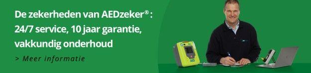 De zekerheden van AEDzeker