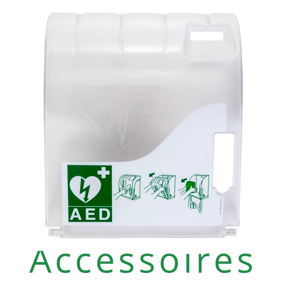 Accessoires AED kasten