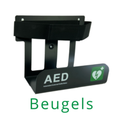 AED beugels