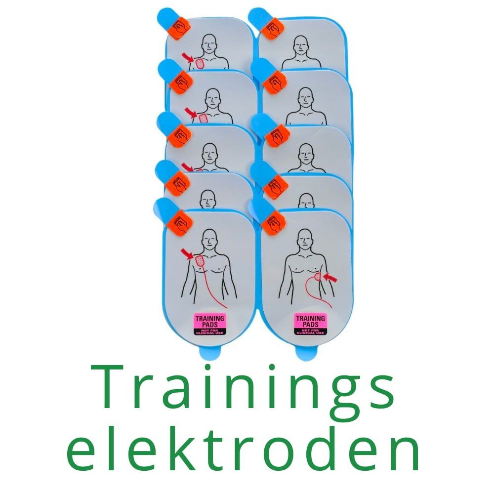 Trainingselektroden